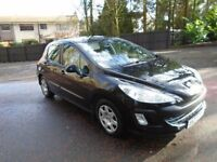 2008 PEUGEOT 308 S 1.4 PETROL 5 DOOR FULL YEARS MOT