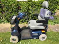 Electramotion heavy duty mobility scooter for sale