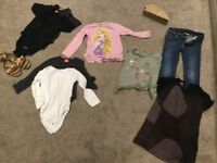 Small Bundle clothes girls 3-4
