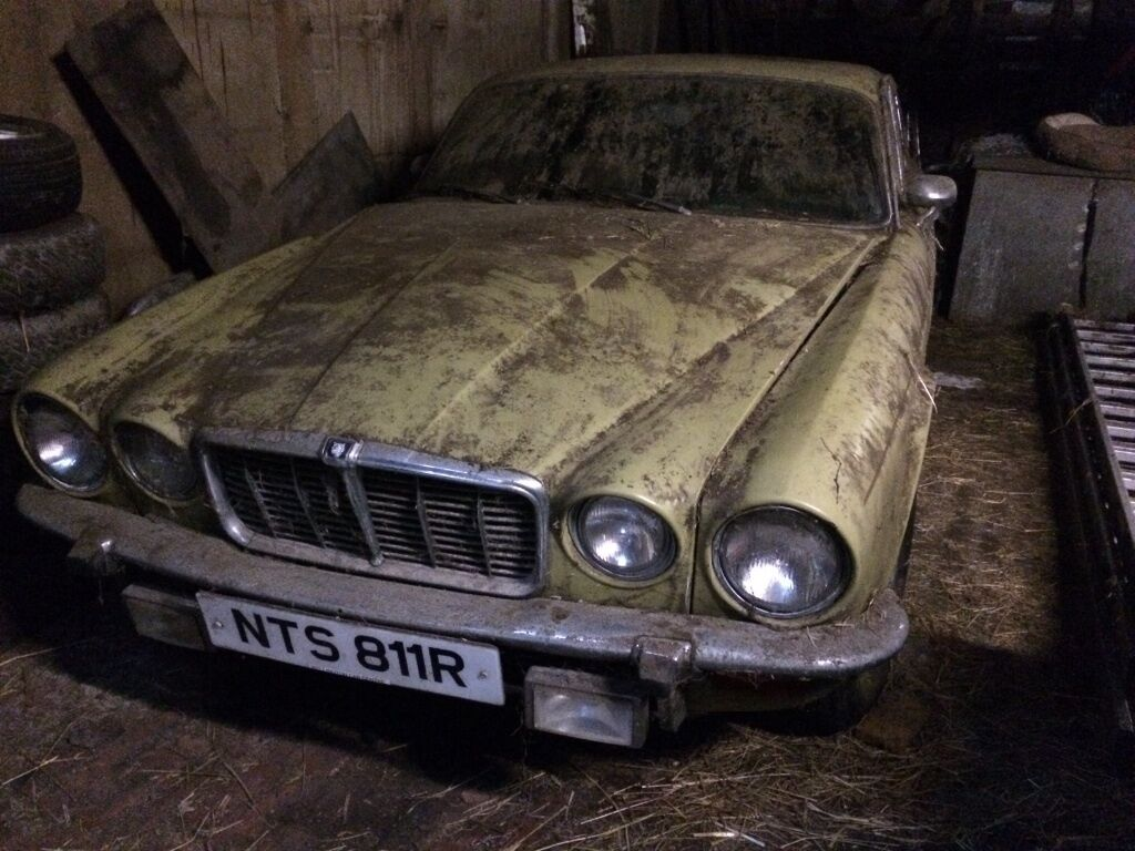 Jaguar XJ6 series 2 1976 for sale | in Perth, Perth and Kinross ...
