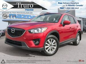 2014 Mazda CX-5 $65/WK TAX IN!!! AWD! SUNROOF! HEATED SEATS! $65