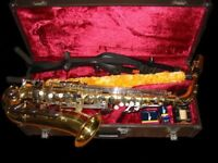 Yamaha alto saxophone YAS 25