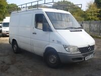 MERCEDES BENZ SPRINTER 216 CDI LWB 2002