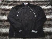 Puma Men's Jacket Size Large
