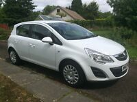2013 Vauxhall Corsa EXC-IV AC CDTIEFLEX - 18 Month SERE Warranty