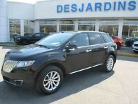 2011 LINCOLN MKX AWD, TOIT OUVRANT, NAVIGATION *INSPECTÉ PAR FOR
