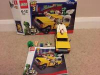Lego Toy story 3 pizza truck