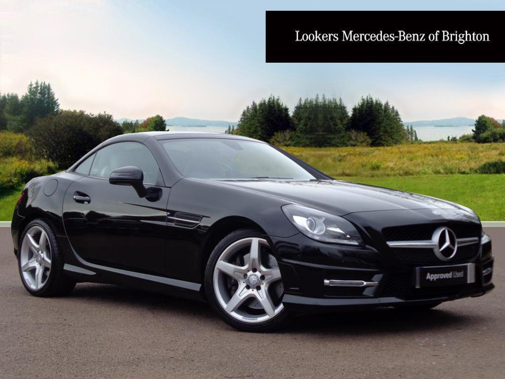 Mercedes-Benz SLK SLK250 CDI BLUEEFFICIENCY AMG SPORT (black) 2014-10-23