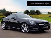 Mercedes-Benz SLK SLK250 CDI BLUEEFFICIENCY AMG SPORT (black) 2014-10-23