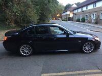 BMW 525d M SPORT AUTO BLACK (PX 535d 530d X5 330d 320d)