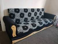 3 seater sofa with storage