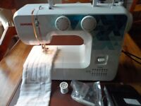 janome electric sewing machine model 2015s
