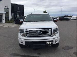 2014 Ford F-150 Platinum London Ontario image 2