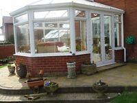 COMPLETE CONSERVATORY - EXCLUDING FOUNDATION & WALL