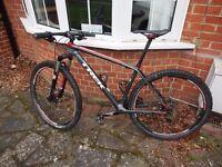 Trek Superfly 9.2 Carbon 29er Mountain Bike