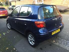 Toyota yaris 1.3 breaking many parts available