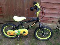 Dinosaur bike 14 inch