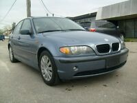 2003 BMW 320I FINANCING IS AVAILABLE LEATHER SUNROOF