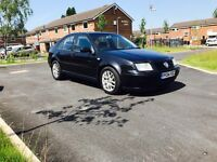Vw bora 1.9tdi 100bhp highlife full leather 04 plate full history service