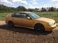 Subaru Legacy 2.5 Saloon