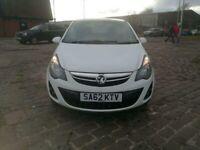Vauxhall Corsa 2012 1.2 petrol 59000miles