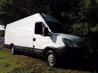 2008 IVECO DAILY 2.3 HPI EXTRA LONG WHEEL BASE MASSIVE SPACE MOT UNTIL SEPTEMBER 2017