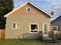 Newly renovated 2 bedroom, 1 bathroom home