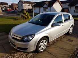 2005 Vauxhall Astra 1.8 litre Automatic, 2 owners, low mileage. Gearbox requires attention !!!