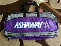 Ashaway Badminton holdall bags New