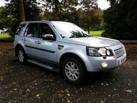 Land Rover Freelander 2 Se Pan Roof Sat Nav