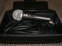 JB Systems JB10 Professional Dynamic Vocal Microphone Mic Recording Studio