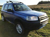 Landrover freelander td4 2.0 diesel 2003