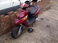 Yamaha CW 50 NG (50cc scooter)
