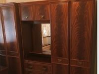 Large wardrobe set, in ex, cond, could deliver too