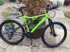 Gradiant apollo bike