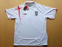England Football Shirt (XXL) Home 2005-2007 (Brand New With Tabs)