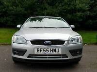FORD FOCUS GHIA ESTATE 2005 MOT TILL 25/09/2017 EXCELLENT CONDITION FULLY FUNCTION