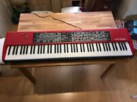 Nord Stage EX88 keyboard