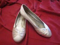 Brand New Bridal Flat Shoes