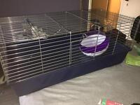Indoor hedgehog/rabbit/guinea pig cage