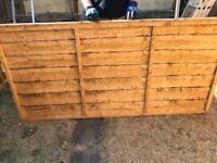 6' x 3' Garden Fence - Brand New