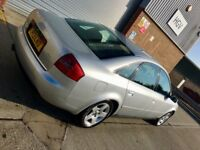 Audi A6 Semi Auto SE Saloon 2002