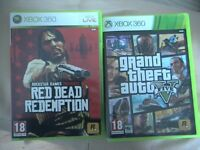 2 XBOX 360 GAMES £12 THE 2