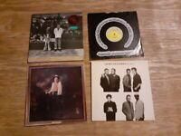 4 x ian dury vinyl LPs / 12 inch