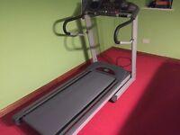 Horizon Quantum Treadmill
