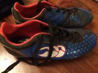 Canterbury football/ rugby boots size 5.5