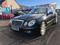 Mercedes E320 Car Sales / Finance NO DEPOSIT REQUIRED cars Swaps available