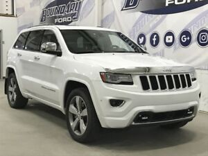 2014 Jeep Grand Cherokee Overland 3.0L Turbo Diesel