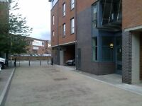 Secure, covered space near train station, motorways, city centre - next to Bridgewater Place