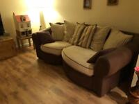 SCS LARGE 3+2 SEATER COUCHS